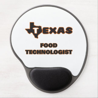 Texas Food Technologist Gel Mouse Pad