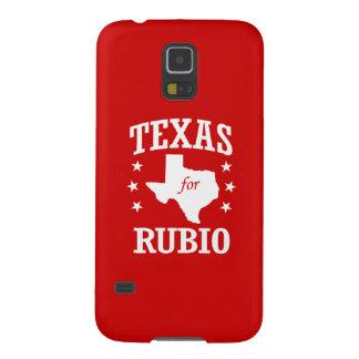 TEXAS FOR RUBIO GALAXY S5 CASES