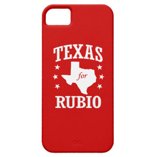 TEXAS FOR RUBIO iPhone 5 COVERS