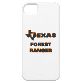 Texas Forest Ranger iPhone 5 Cases