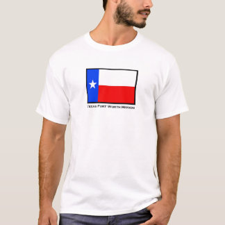 Texas Fort Worth LDS Mission T-Shirt