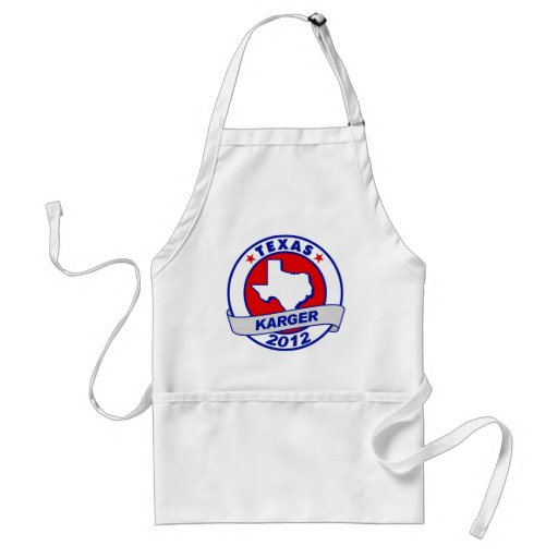 Texas Fred Karger Aprons