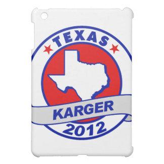 Texas Fred Karger iPad Mini Cover