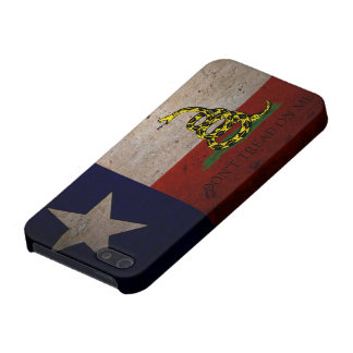 Texas Gadsden Flag for iPhone 5 iPhone 5 Case