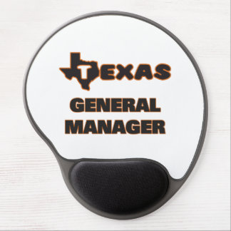 Texas General Manager Gel Mouse Pad