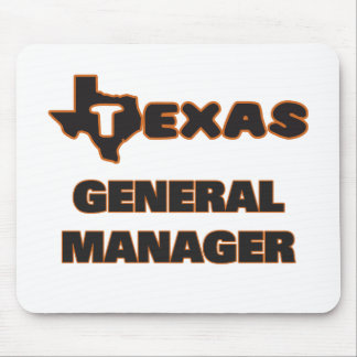 Texas General Manager Mouse Pad