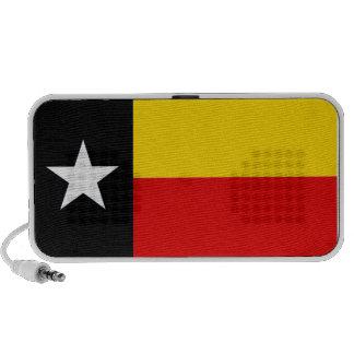 Texas German (Texasdeutsch) Flag Portable Speaker