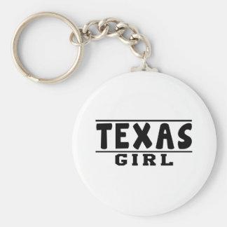 Texas girl designs key chains