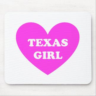 Texas Girl Mouse Pad