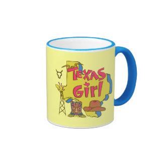 Texas Girl Mugs