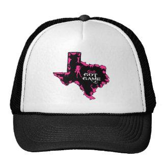 TEXAS GIRLS GOT GAME CAP