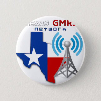 Texas GMRS Network 6 Cm Round Badge