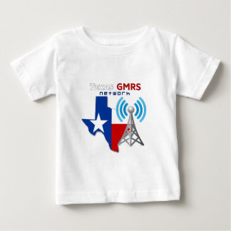 Texas GMRS Network Baby T-Shirt