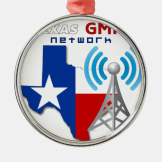 Texas GMRS Network Christmas Ornament