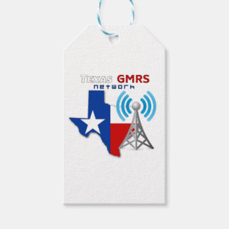 Texas GMRS Network Gift Tags