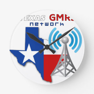 Texas GMRS Network Round Clock