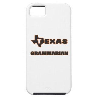 Texas Grammarian iPhone 5 Cases