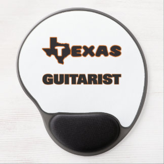 Texas Guitarist Gel Mouse Pad