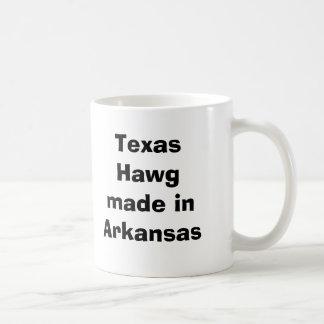 Texas Hawg made in Arkansas Coffee Mug