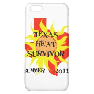 TEXAS HEAT SURVIVOR COVER FOR iPhone 5C