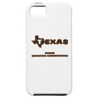 Texas Higher Education Administrator iPhone 5 Case