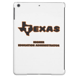 Texas Higher Education Administrator Cover For iPad Air