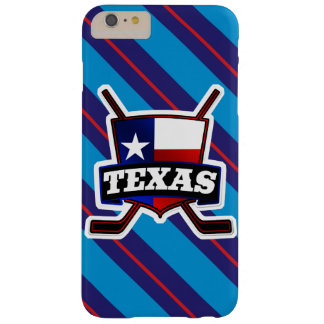 Texas Hockey Flag Logo Barely There iPhone 6 Plus Case