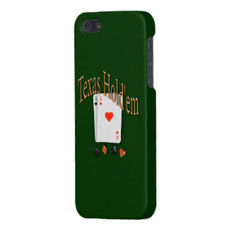 Texas Hold'em Poker Cases For iPhone 5