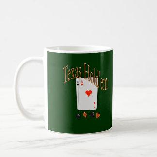 Texas Hold'em Poker Coffee Mug