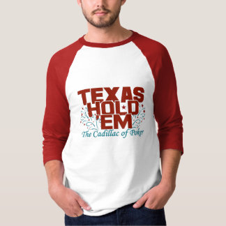 Texas Hold 'Em shirt - choose style & color