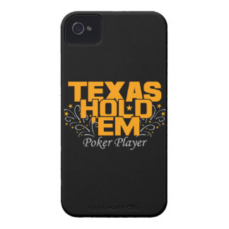 Texas Hold'Em iPhone 4 Case-Mate