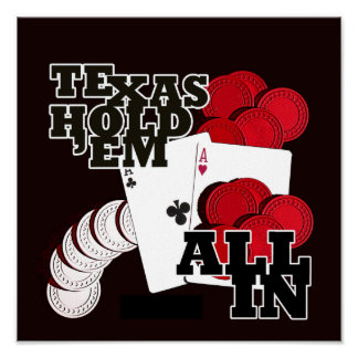Texas-Holdem Poster