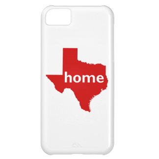 Texas Home iPhone 5C Cover
