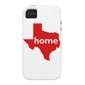 Texas Home Case-Mate iPhone 4 Cases