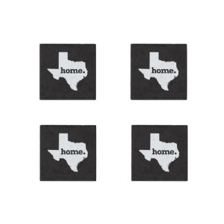 Texas Home Stone Magnet