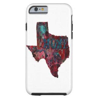 texas home sweet home tough iPhone 6 case