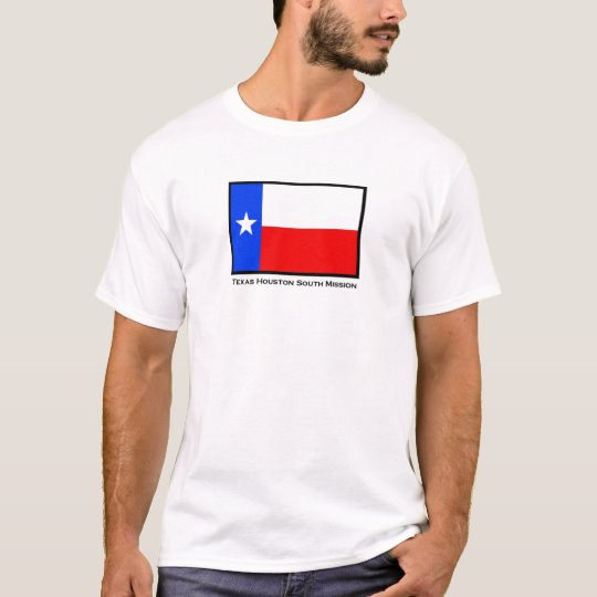 Texas Houston South LDS Mission T-Shirt