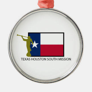 TEXAS HOUSTON SUOTH MISSION LDS CTR CHRISTMAS ORNAMENT