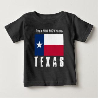 TEXAS  I'm a big boy from Texas 2 Baby T-Shirt