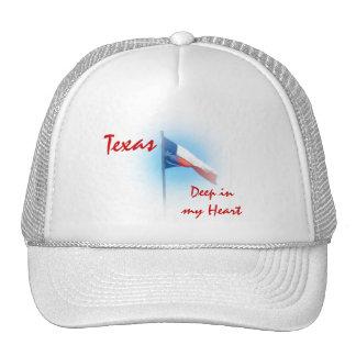 Texas in My Heart Hat