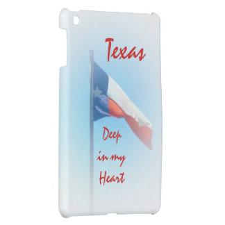 Texas in my Heart iPad case