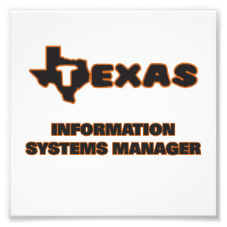 Texas Information Systems Manager Photo