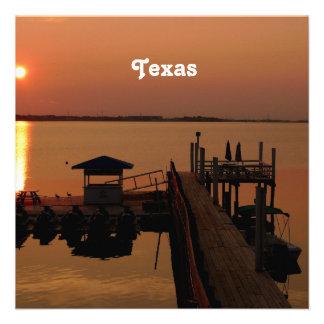 Texas Personalized Invites