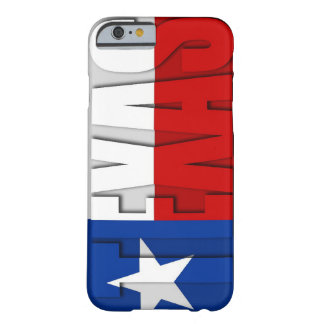 Texas iPhone 6 case