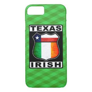 Texas Irish American Phone Case