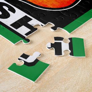 Texas Irish American Puzzle