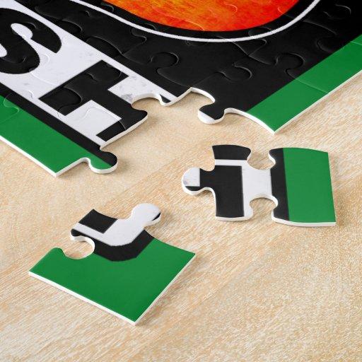 Texas Irish American Puzzles