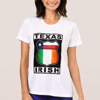 Texas Irish American T Shirts
