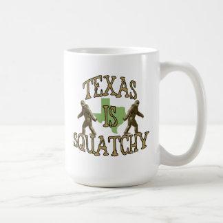 Texas Is Squatchy Coffee Mug