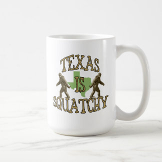 Texas Is Squatchy Mugs